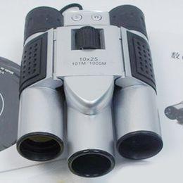 10x25 Zoom Digital Camera Video LCD Telescope Binocular with digital camera 16M Memory