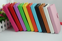 Wholesale Degree Colors Folding Leather Case With Protector For inch Android Google Tab