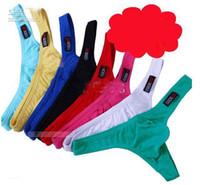 achat en gros de cocksox mâle-Cocksox Sous-vêtements sexy sous-vêtements masculins en coton pur Combinaison sexy U Sac sac convexe vbnm