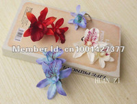 Wholesale Asuka Simulation Flower Orchid Flower Ring Flower