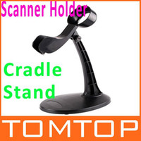 Wholesale Acan Laser Barcode Scanner Holder Stand Cradle Black Color