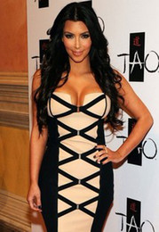Wholesale 2012 designer kim kardashian dresses Bandage Dresses mini Evening Dresses For Sale BD005