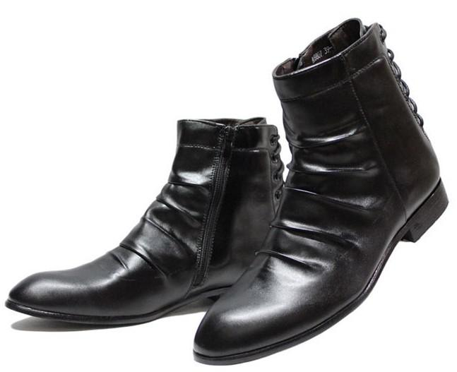 Men Ankle Boots - Cr Boot