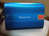 Wholesale Freeshipping New Updated Version Signal Booster Repeater Amplifier AT GSM dB