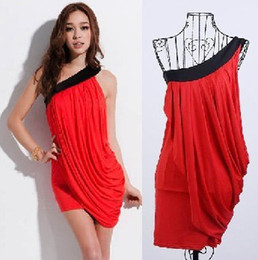 Wholesale New ARRIVE Sexy strap folds layering dress Party Dress Formal Prom Wedding Dres