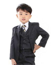 Wholesale High quality Boys Suit Boys Formal Occasion Suit