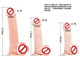 Wholesale vibrating and rotation realistic dildo with suction cup waterproof penis multi function sex toy