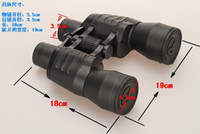 Wholesale Genuine high powered binoculars telescope HD times his binoculars for night vision infrared conce