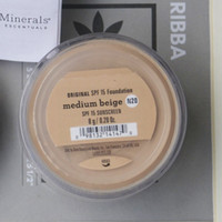 Wholesale id bare minerals foundation medium beige N20 g NEW Click Lock