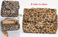 Wholesale 130116006 BB New Girls Bag Can Mix Colors Kid Leopard Metal Chain Bag Children Accessory