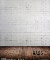 Wholesale Vinyl Wall Floor Custom Photography Prop Photo Background Backdrop X20 FT WA96