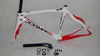Wholesale 2013 Pinarello Dogma think2 full Carbon Fiber Road Bike Frame CM