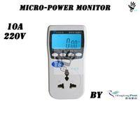 Wholesale NEW Saving Energy Powerbay T8 Mini WATT Electricity Power Energy Usage Meter Monitor Smart Plug