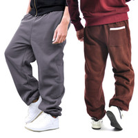 Wholesale Hiphop Trousers Sports Pants Skateboard Pants Lovers Pants Dance Pants S XXL