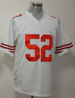 Wholesale WILLIS White Fans Style Game Men Jerseys Football Wears Football Jersey Rugby Ball Jerseys Size S XL