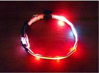 Wholesale Best Quality light up pet collar LED pet collar led dog collar flashing dog collar