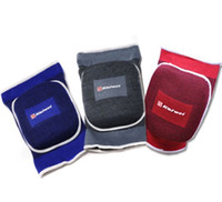 Wholesale Thick Volleyball Knee Pads Protector in Three Colors