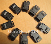 Wholesale Automotive Electrical connector terminal pin Male connector DJY7041