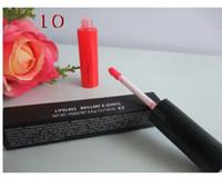 Livraison gratuite! EMS! NOUVEAU LipGloss 4.8g (50pcs / lot) 12 couleurs