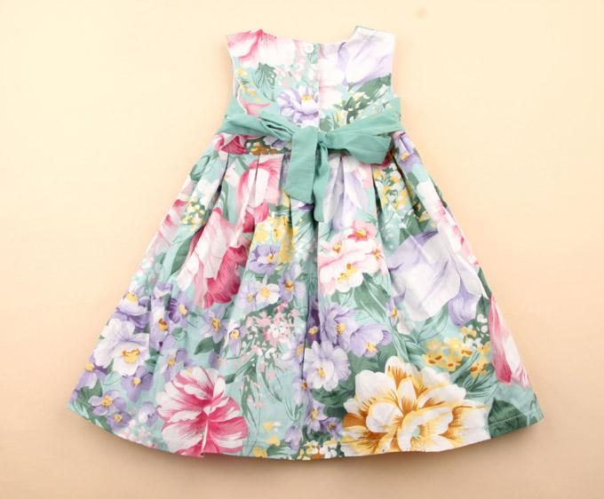 Collection Kids Summer Dresses Pictures - Reikian