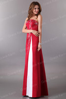 Grace Karin Wine Red Sexy Lace Up Bridesmaid Dress Formal Pr...