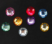 Wholesale Rhinestone Crystal Home Button Colorful Bling Sticker Decals for apple iphone S