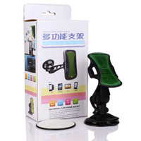 Rotate Plastic Universal Hot Mini Universal Stick Windshield Car Mount Holder for iPhone 5 iPhone 4 & 4S iPad Mini