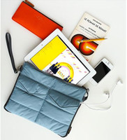 Wholesale Gadget Pouch Bags For Ipad Clutch Bag Nylon New Organzier pc Colors ZH2013012