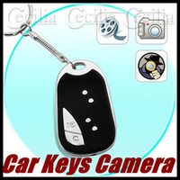 Wholesale Car Key Shape Mini Spy Camera with Network Camera Function WEBCAM mini dv recorder