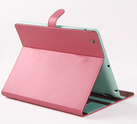 apple ipad options - Imperial Crown Style Leather Cover Case for iPad with Stand Colors Options