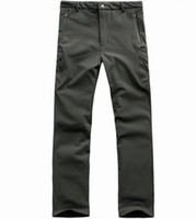 Wholesale New Arrival Men Gray Color Hunting Camping Ski Wind Waterproof Pants