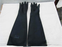 Wholesale 60CM latex gloves long rubber gloves housework latex gloves