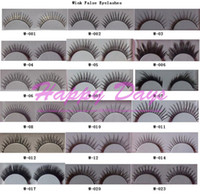 Wholesale Wink False Eyelashes With Glue Individual Lashes Eyelash Extensions Eye Lash Beauty Pairs