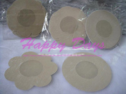 Wholesale Womens Sexy Disposable Cubrepezon Nipple Cover Patch Breast Nipple Pad Petals pack pack