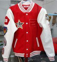 Wholesale Bigbang GD G dragon same baseball sport coat jacket fashion Hip Hop rapper hoody