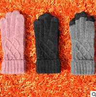 Wholesale Touch Screen knit Gloves for iPhone iPad and All Touchscreen Devices Smartphone Gloves CP20
