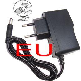 1PCS AC 100V-240V Converter Adapter DC 12V 1A   9V 1A   5V 2A   12V 500mA Power Supply EU plug New