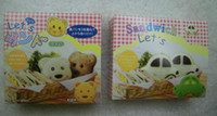 Wholesale 2 mixed Cute Cartoon Bear and Car Sandwich mould cutter