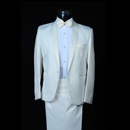 Wholesale Month bride tuxedo groom dress wedding dress white suit upscale boutique Men