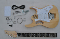 Wholesale unfinished guitar kit