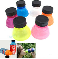 Wholesale Tops Snap On Pop Soda Can Bottle Caps For Cool Fizz Coke Drink Lid Cap Reuse