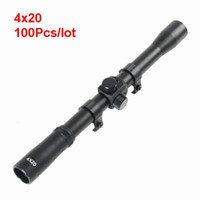 Wholesale Discount x20 Rifle gun airsoft Telescopic mm Mounts
