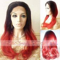 "synthetic hair French Lace European Wigs 2013 NEW Beautifull 16""-24"" Synthetic Heat Friendly Lace Front Wigs Fashion Party Lace Wig Hair Wigs"