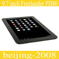 Wholesale 9 Inch FreeLander PD80 Quad Core Exynos Tablet PC Android IPS Screen G Ram GB Sample