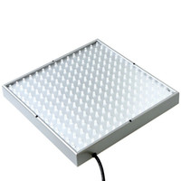 Wholesale Quad band W Led Lamp Plant Grow Light Planel Led Glow Lighting Freeshipping