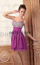Purple Cocktail Dress on Length Purple Cocktail Dresses Online From Low Cost Knee Length Purple