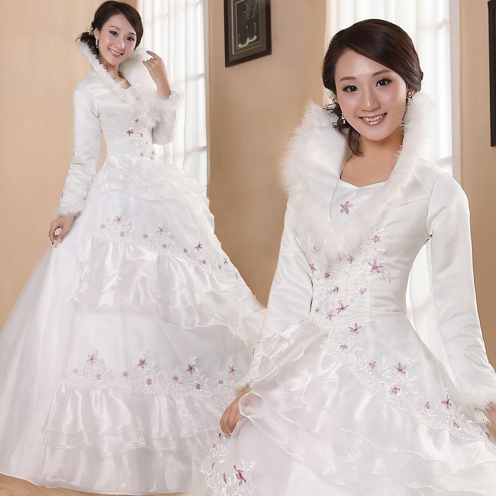 Christmas wedding dress korean - Christmas Wedding Dress Korean 1
