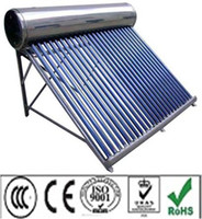 Wholesale 420L solar water heater