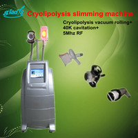 Wholesale cavitation Vacuum Cryotherapy beauty machine
