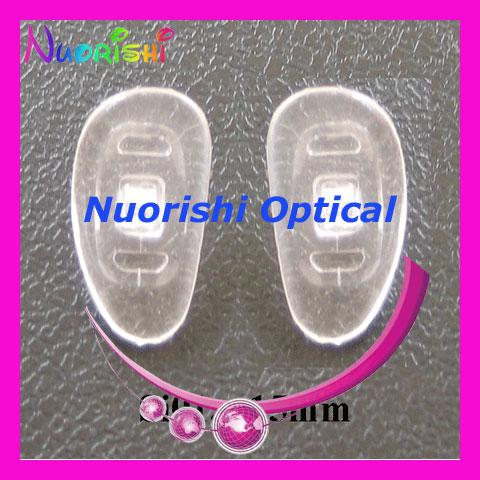 Si01 soft silicone eyeglass nose pads size 13mm/14mm/15mm/16mm